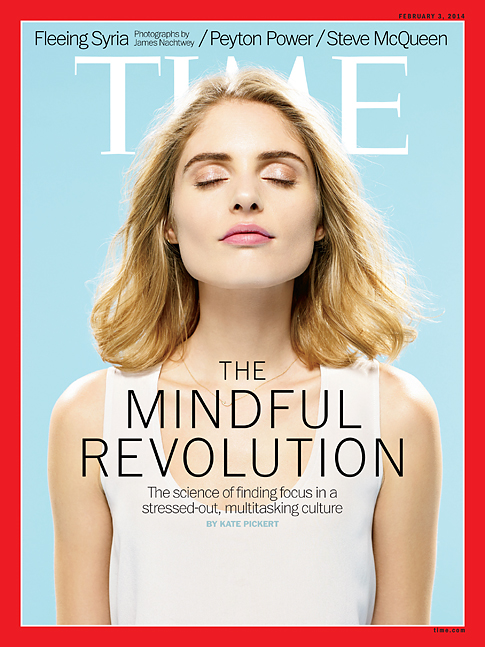 mindful revolution mindfulness time