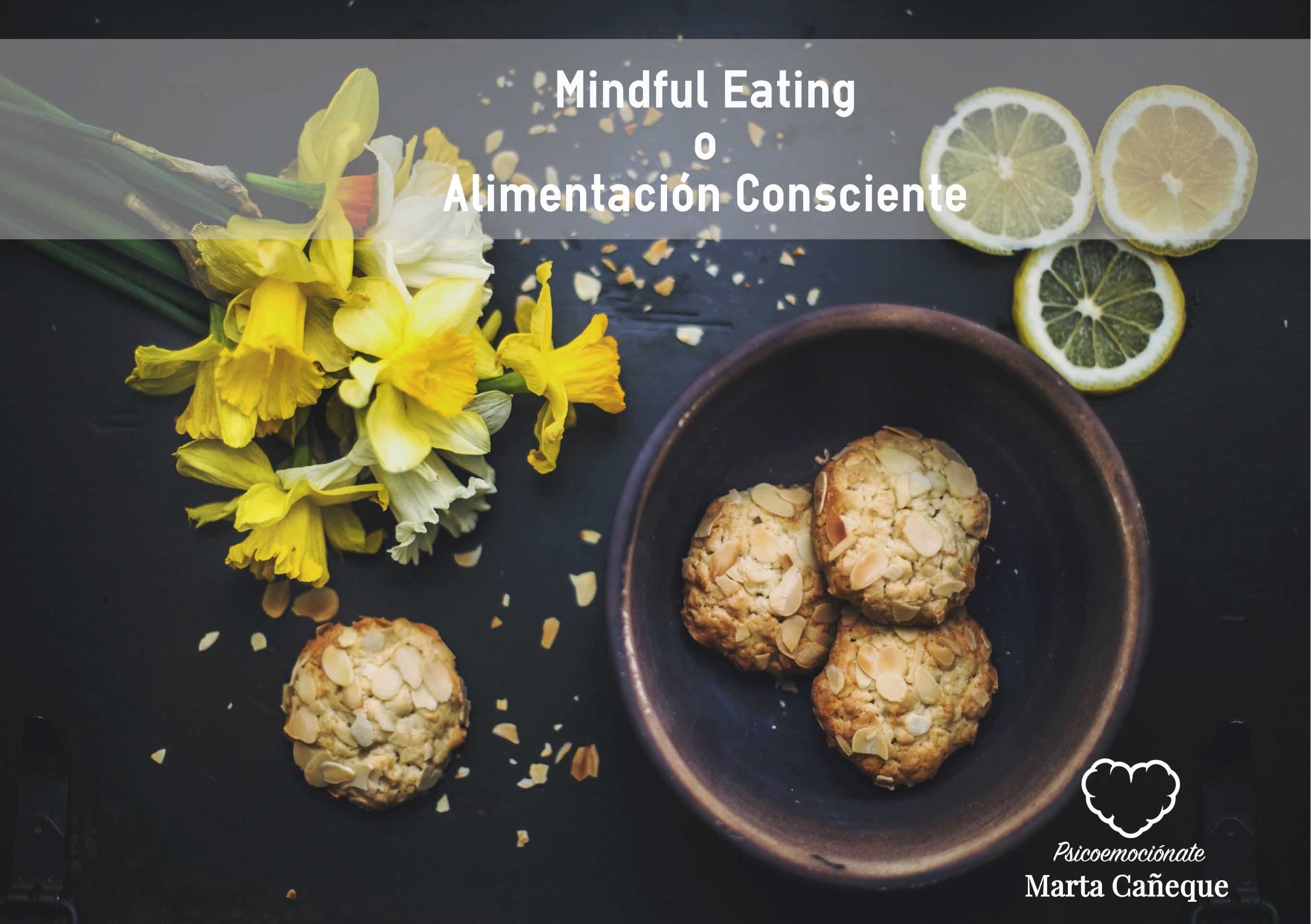 Mindful Eating alimentación consciente psicoemocionate