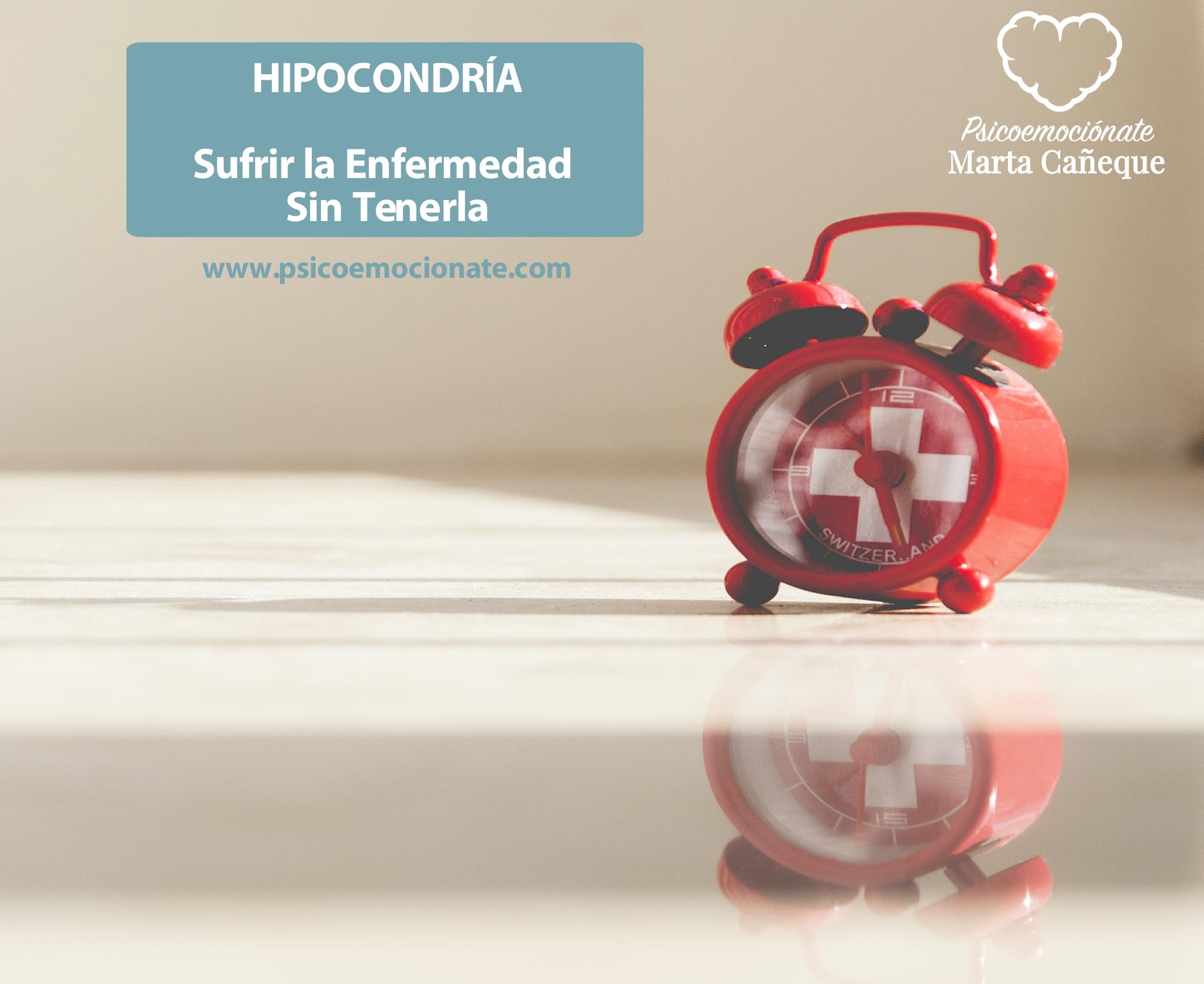 Hipocondría sufrir la enfermedad sin tenerla psicoemocionate
