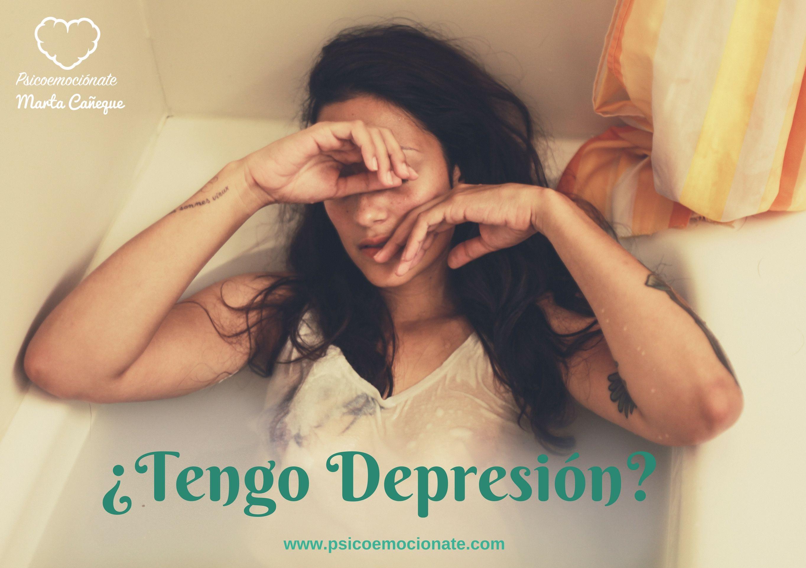 Depresión psicoemocionate