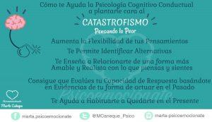 Catastrofismo Psicología Psicoemocionate