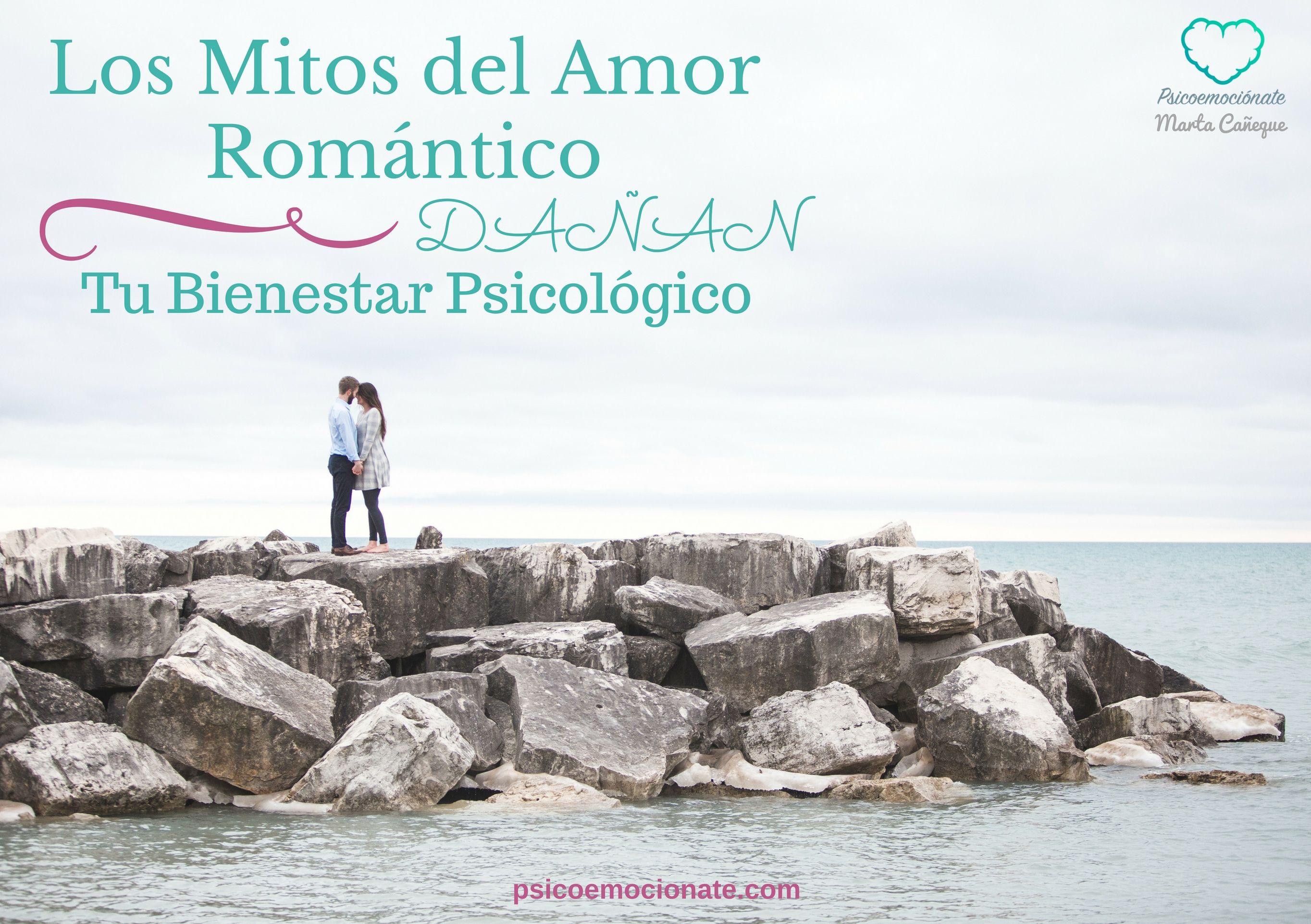 Mitos del Amor Romántico psicoemocionate