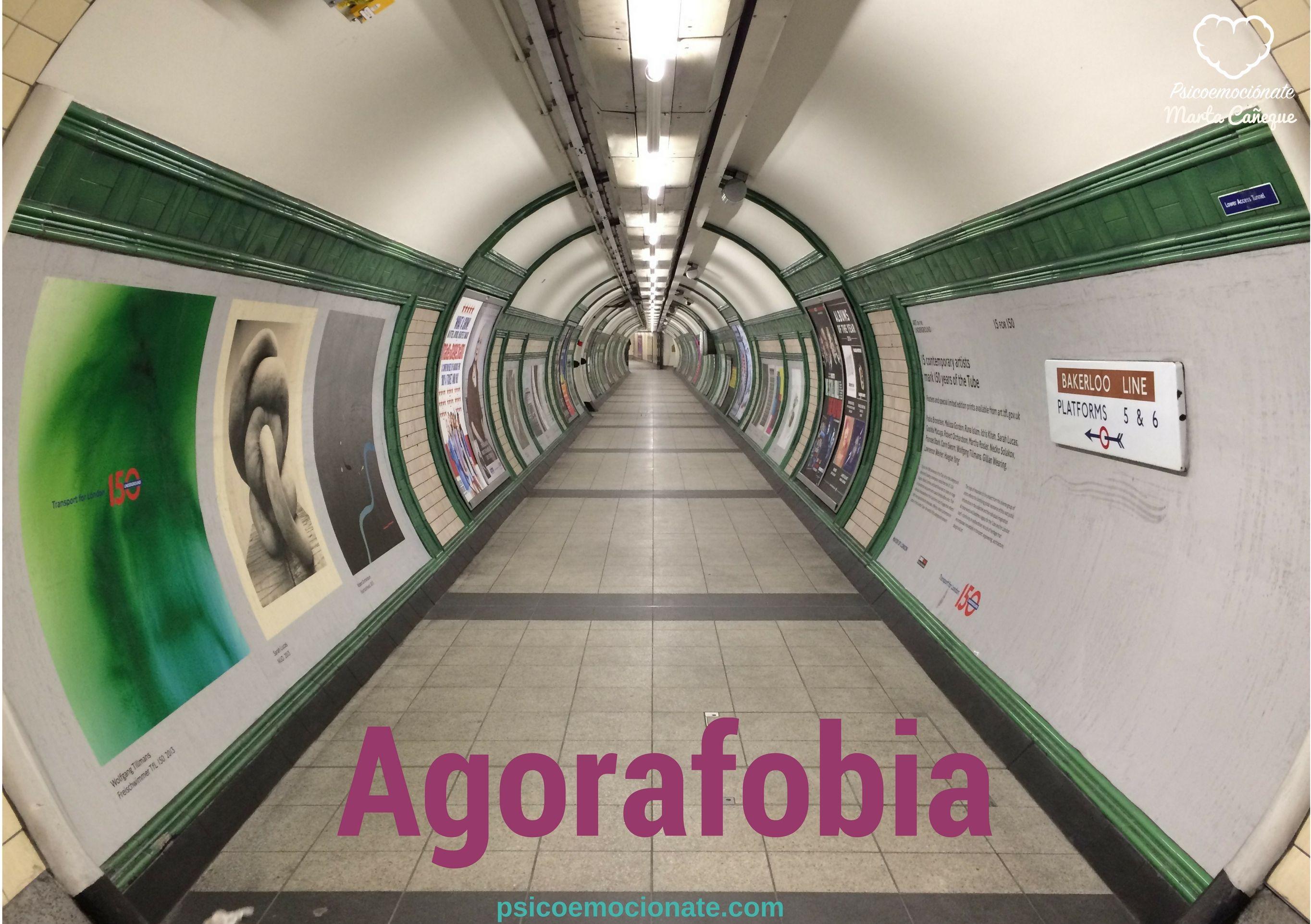 Agorafobia Psicoemocionate Ansiedad