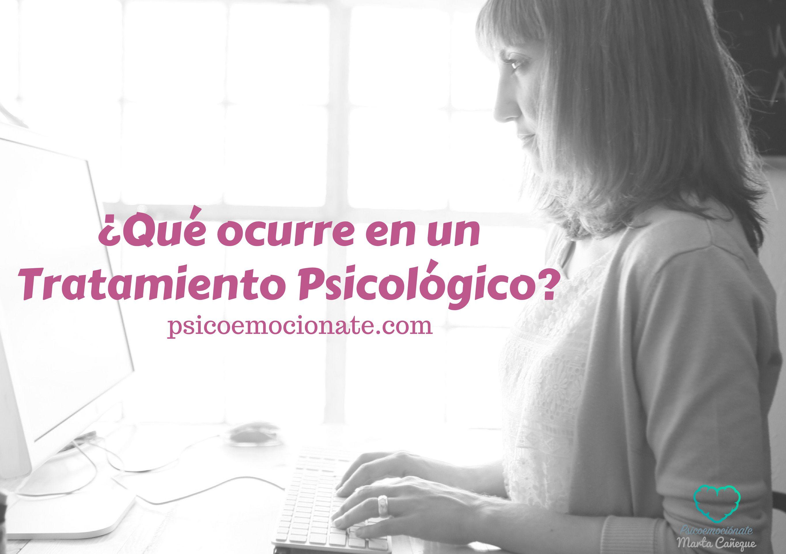 Tratamiento psicológico psicoemociónate
